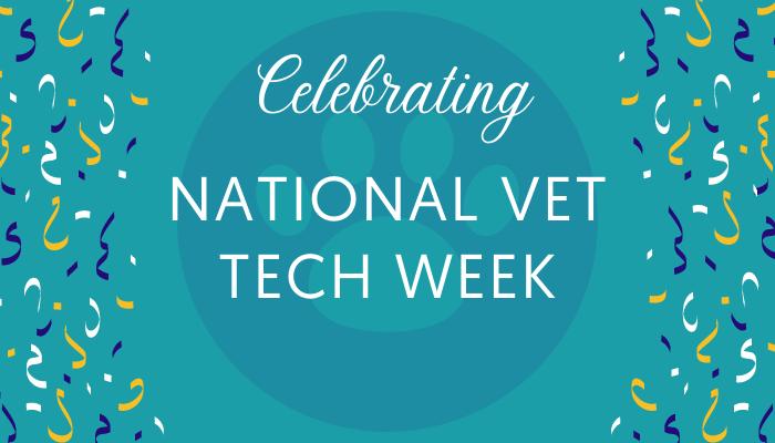 Celebrating National Vet Tech Week