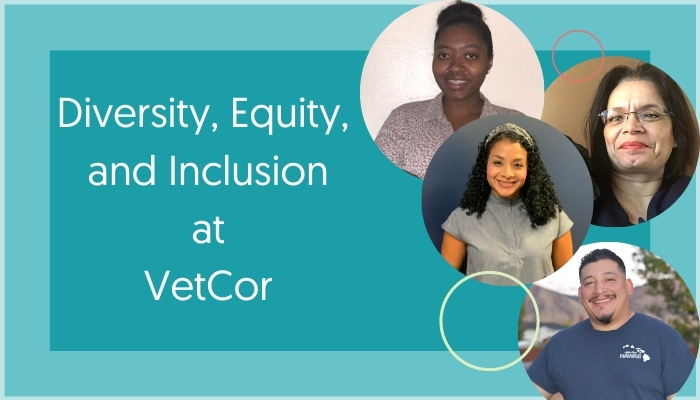 Diversity, Equity, & Inclusion at VetCor