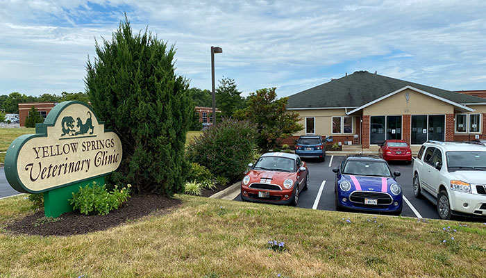 Yellow Springs Veterinary Clinic Joins VetCor