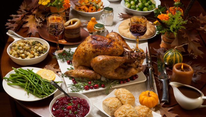 Let's Talk Turkey About How to Make Your Thanksgiving Dinner a Little Bit Healthier